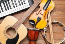 Instrumentenkarussell<br> (ab 5 Jahre)