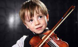 Geige & Bratsche